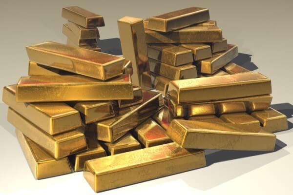 historia del oro