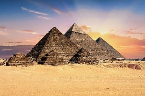 oro egipto